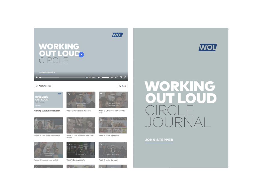 Click on the image to view the Introduction & purchase the Video+Journal package