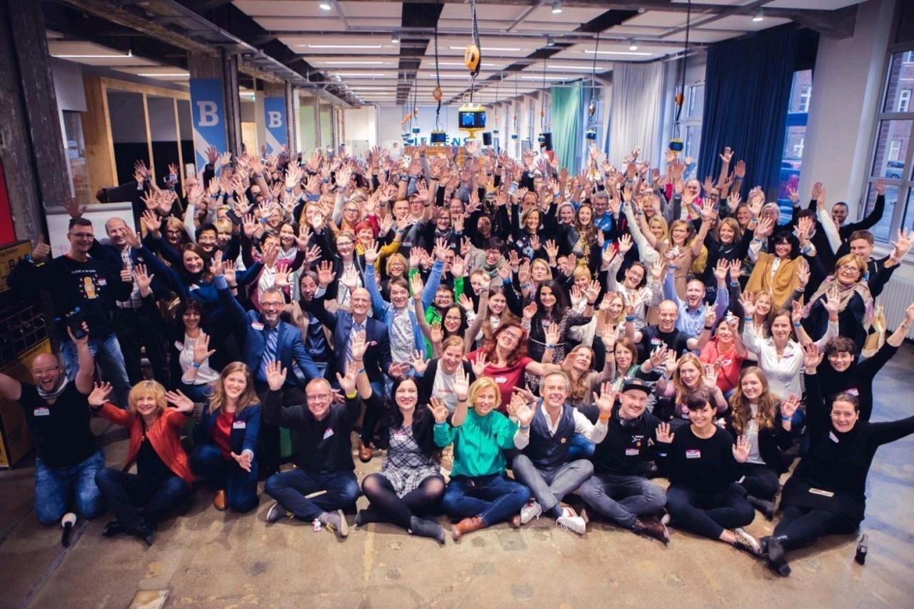 WOL Camp 2019 in Berlin