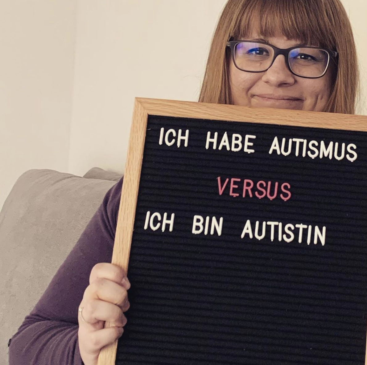 "Nicole on Instagram: ""I have autism"" versus ""I am autistic"""