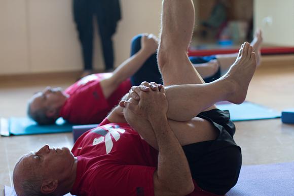 Yoga & Meditation Resources for Veterans