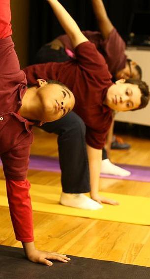 Kula for Karma - At-Risk Youth