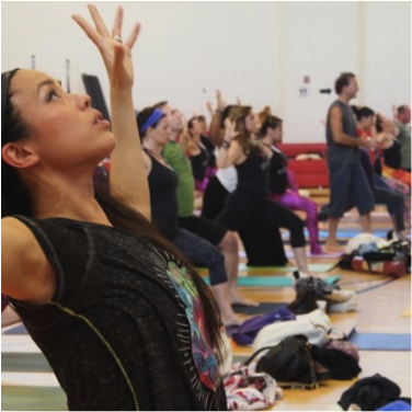 Support Kula: Sign Up for Powerflow Yoga's 20 in 30 Challenge!