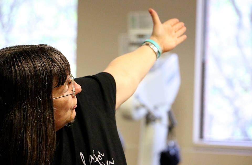Nancy Fader - Kula for Karma Volunteer of the Month