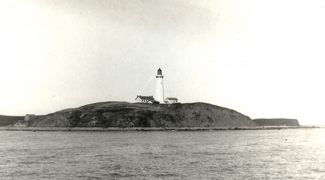 Montauk Lighthouse, 1891 [courtesy of Montauk Historical Society]