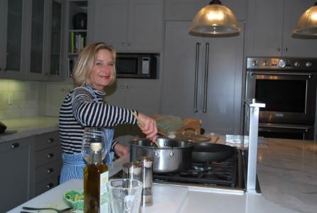 In Bonnie's French Kitchen