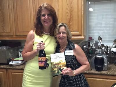 With Susan Herrmann Loomis