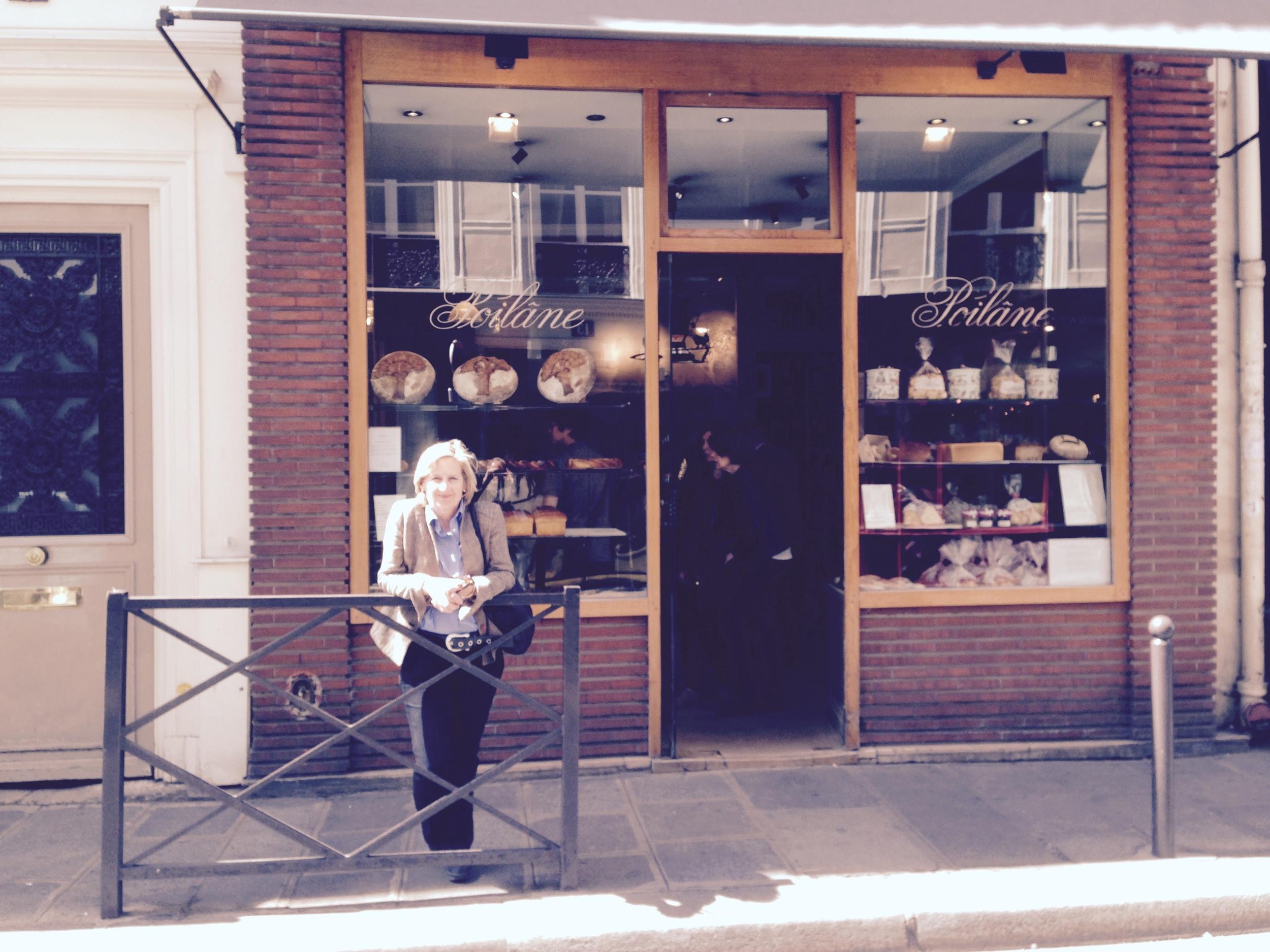 Poilane Bakery--Paris, France