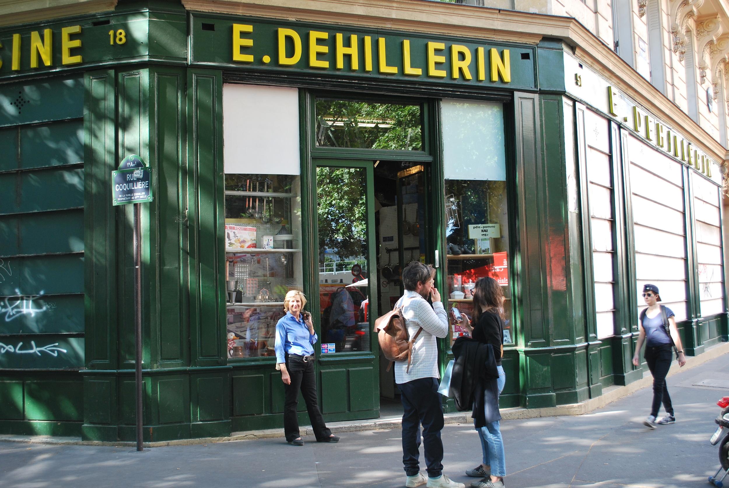 E. Dehillerin Cookware--Paris, France