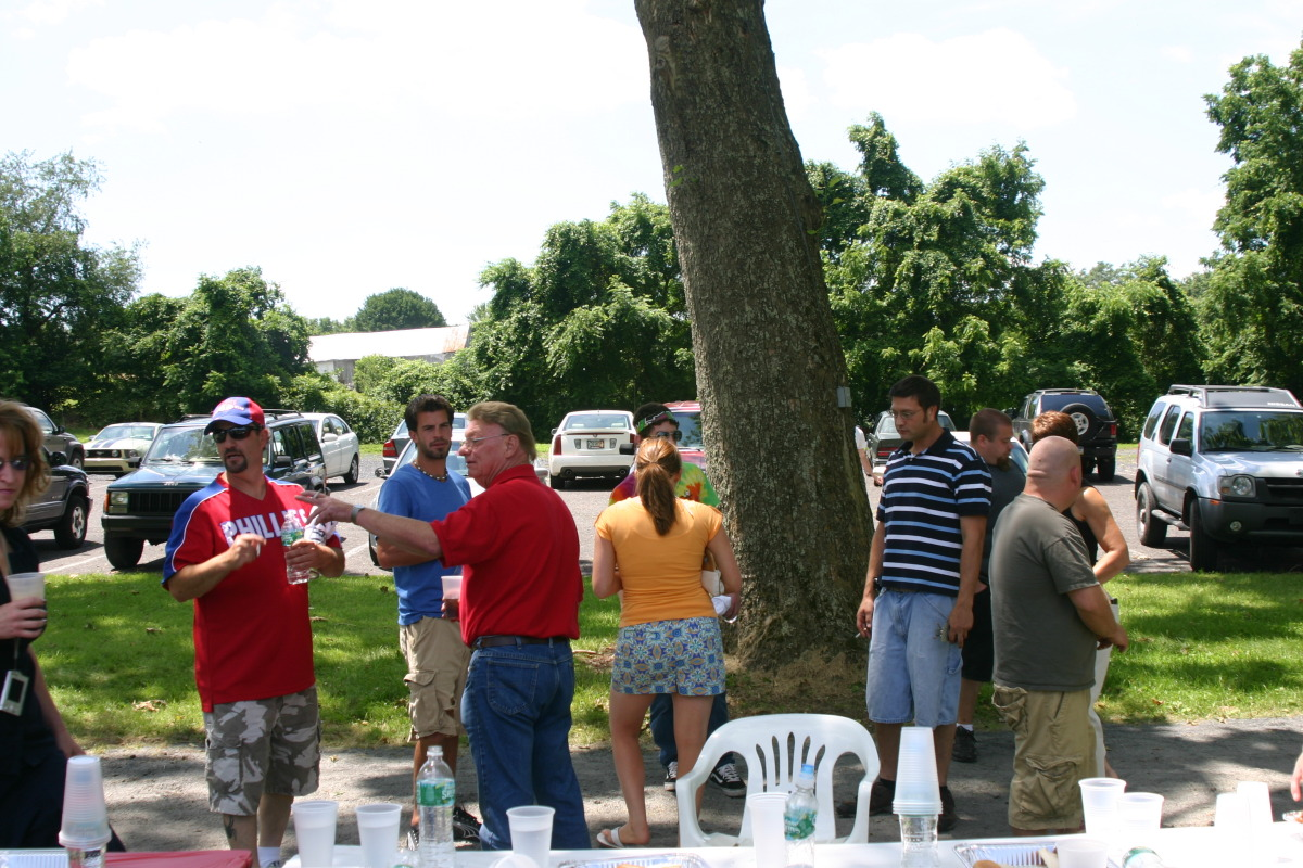 Rising Sun Inn 4th of July Picnic