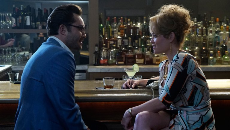 The Sunset Strip could be killer.   image courtesy of www.hollywoodreporter.com (click photo for link to THR's interview with the producers of 'Wicked City')