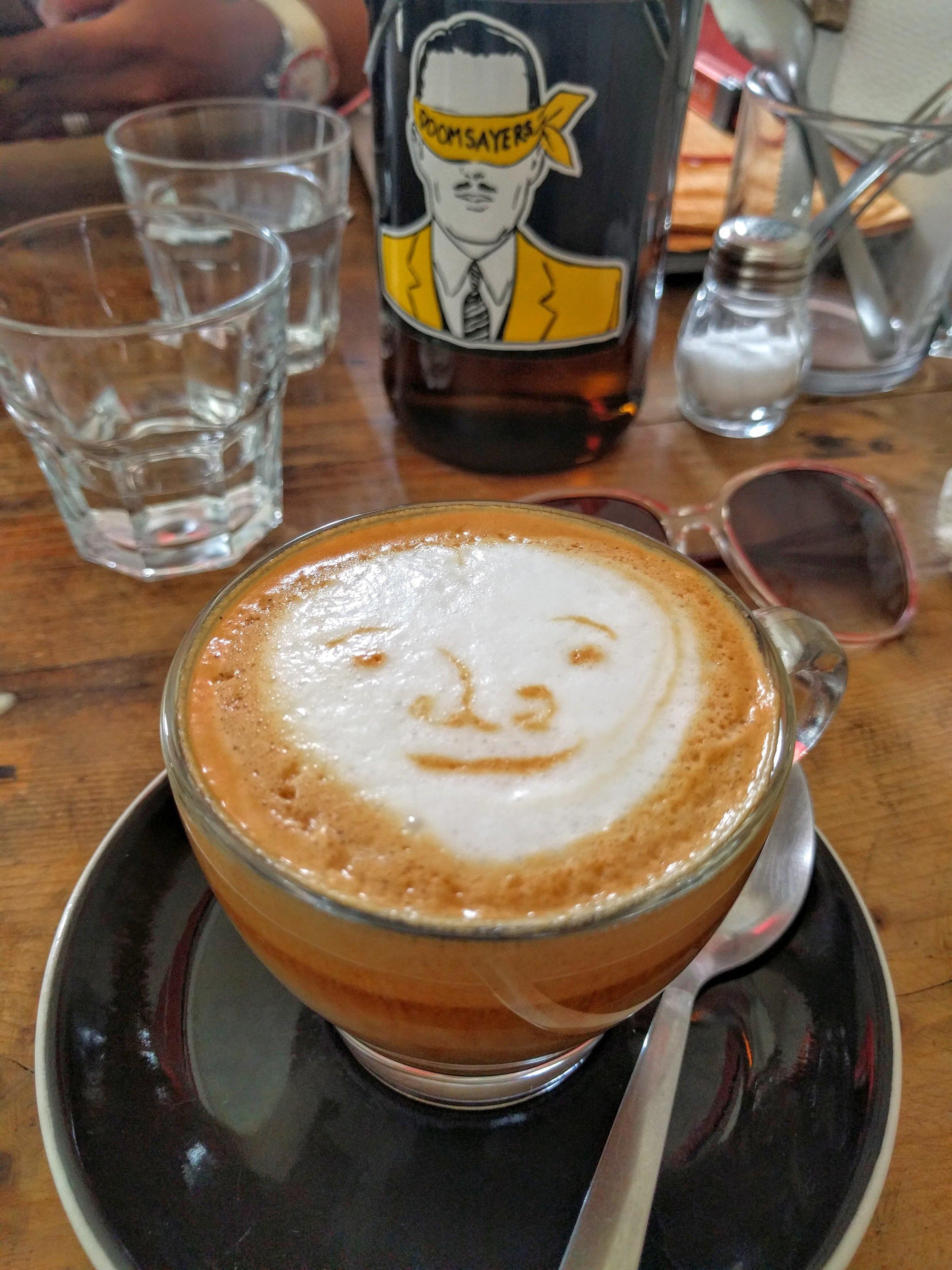 Cappuccino - Caligara - Guadalajara, Mexico