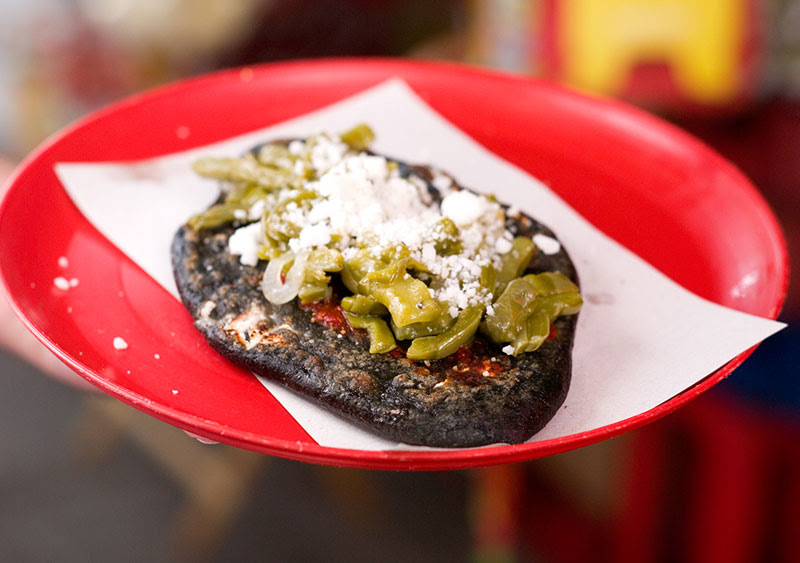 Blue Corn Taco -Mexico City, MX