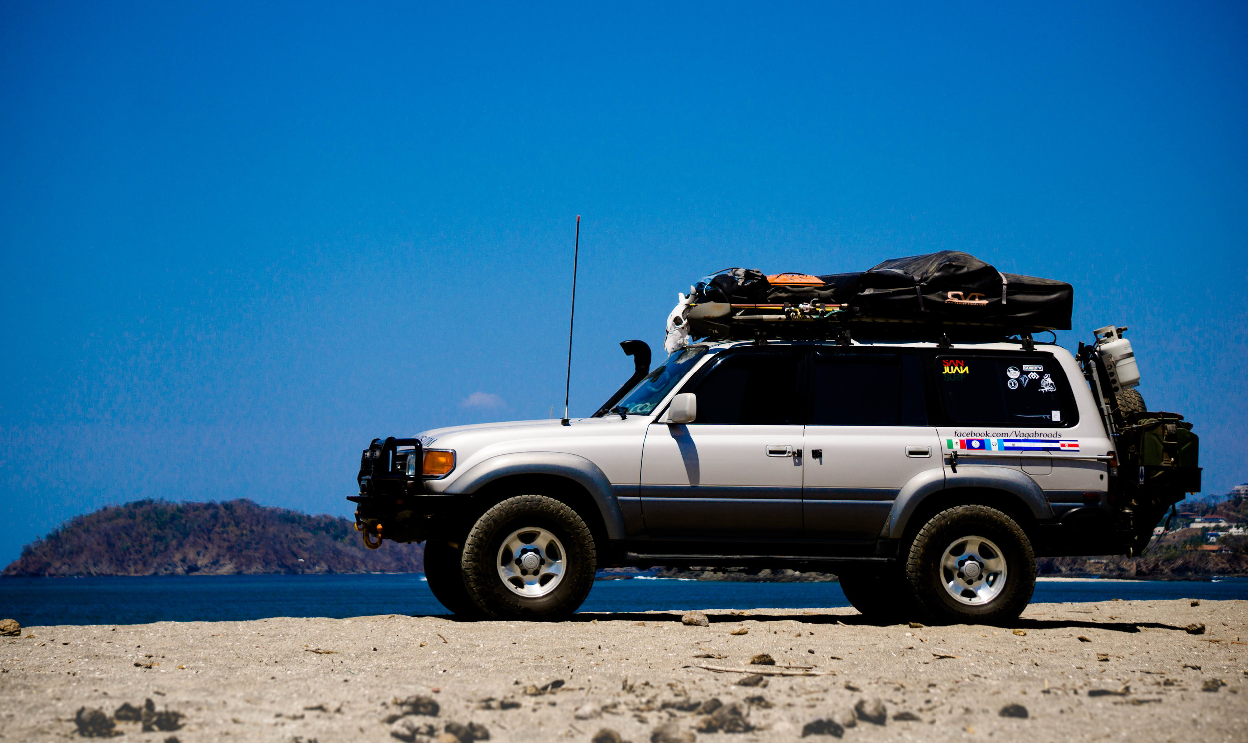 car on playa flamingo.jpg