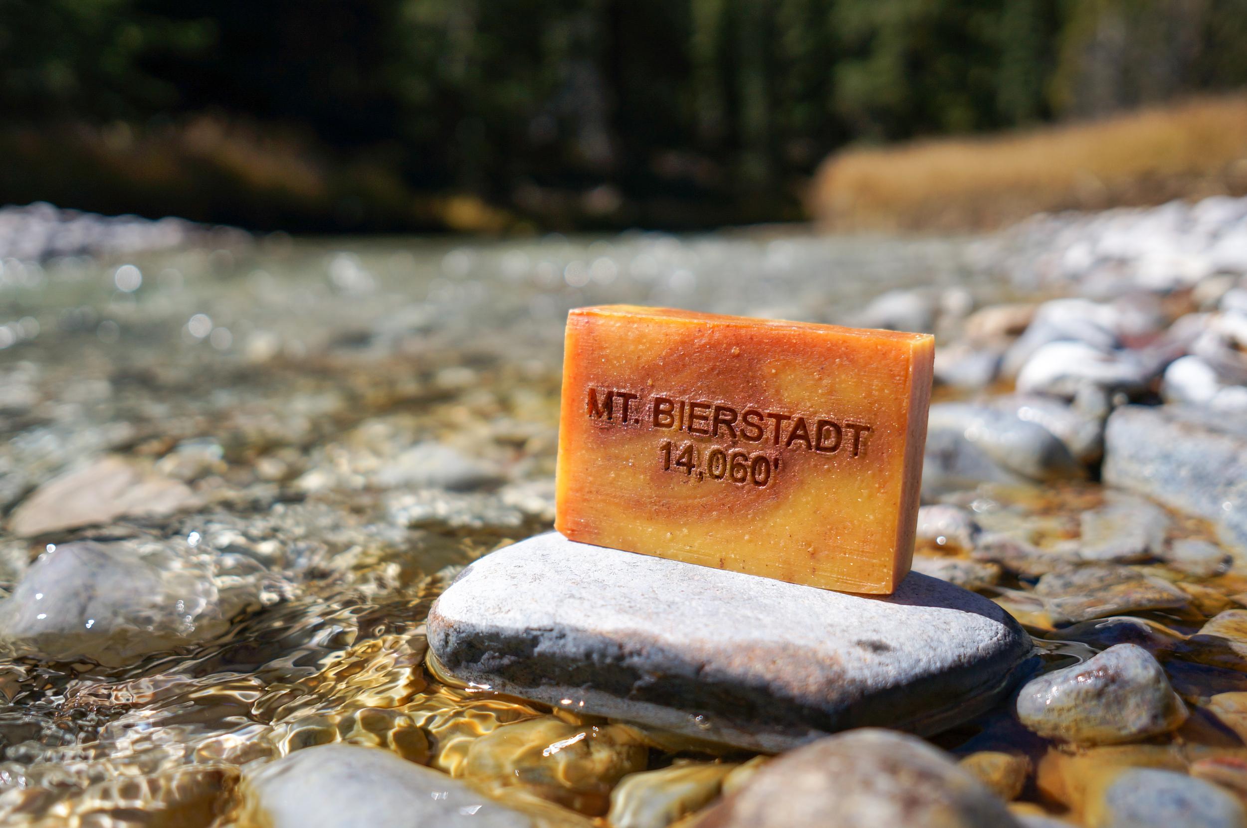 Mt. Bierstadt Soap