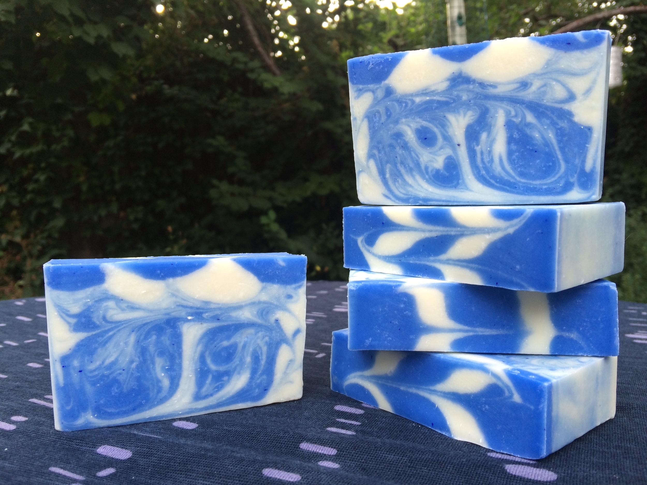Colorado Bluebird Soap