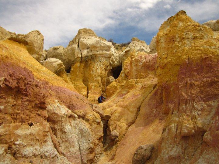 Paint Mines Hike