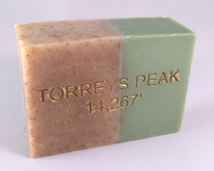 Torreys Peak Soap