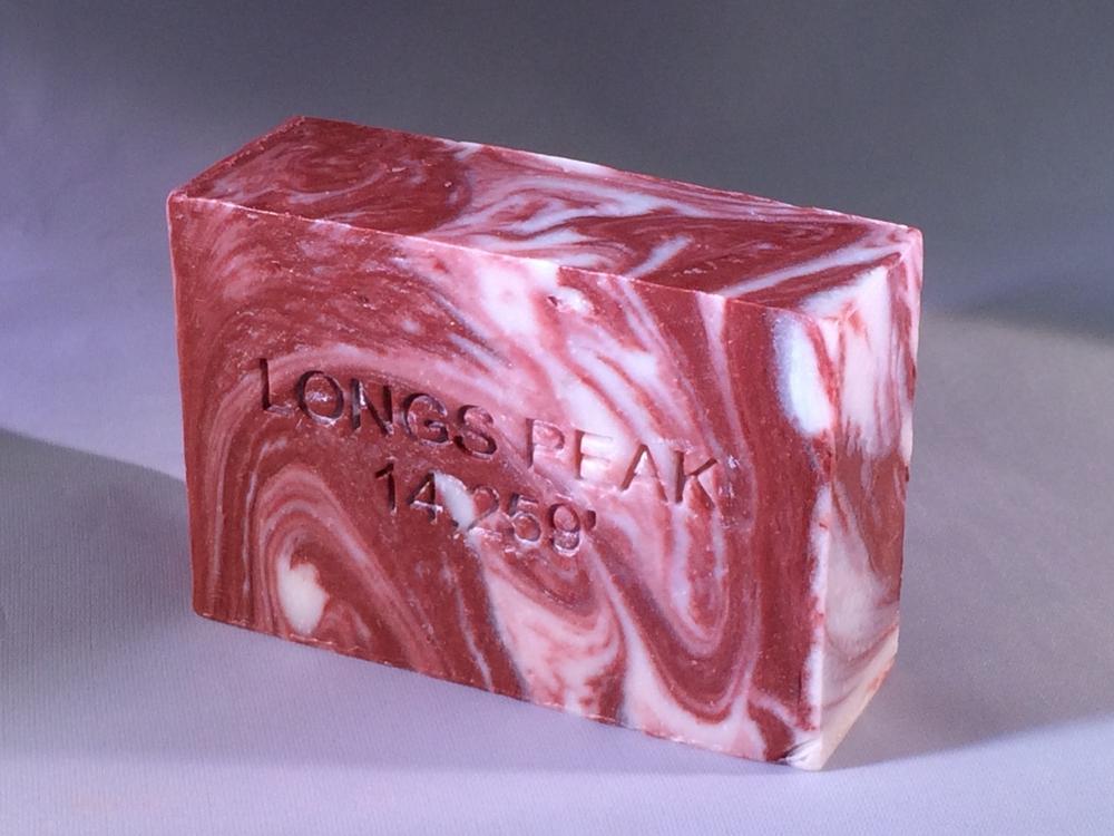 Longs Peak Soap