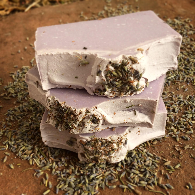 Essential Lavender Soap