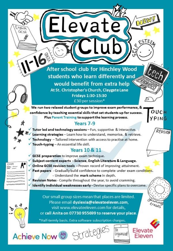 Hinchley Wood Elevate Club Flyer St Chrisophers.jpg