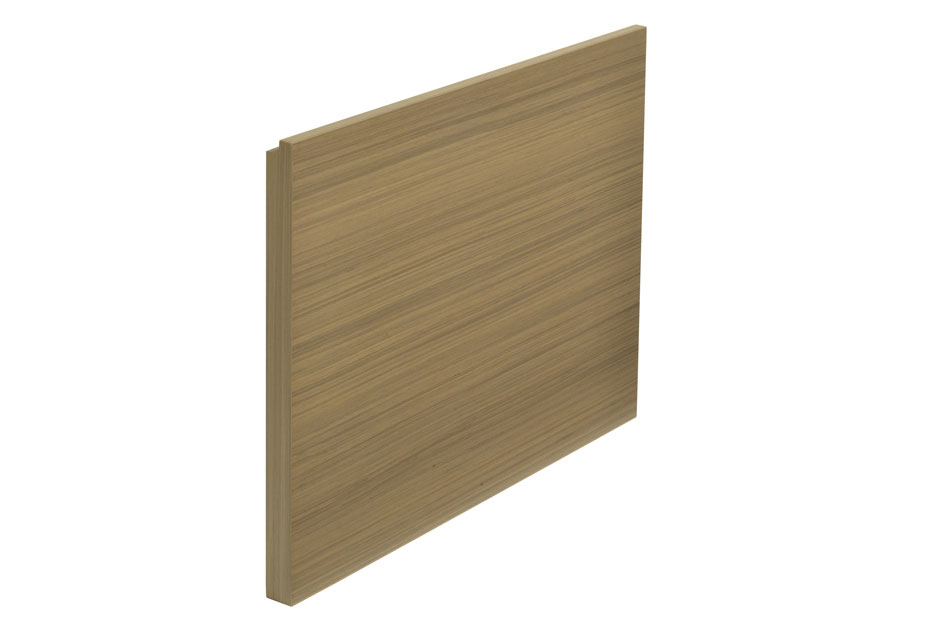 Walnut veneered doors - available in natural or stained finishes.