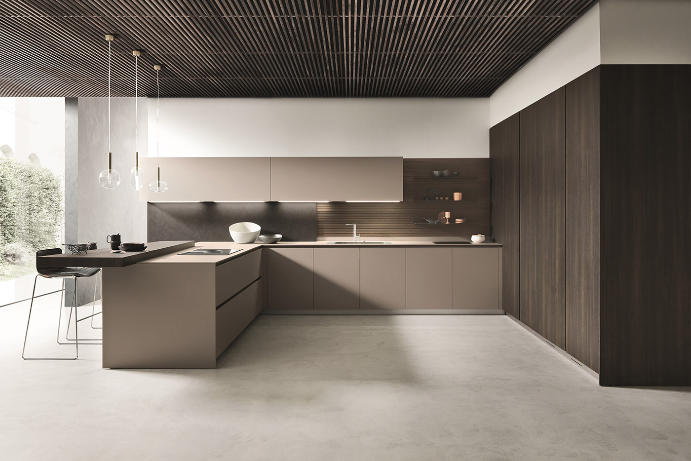 Pedini Pdx Italian Modern Kitchen Bath Cabinets Portland Oregon