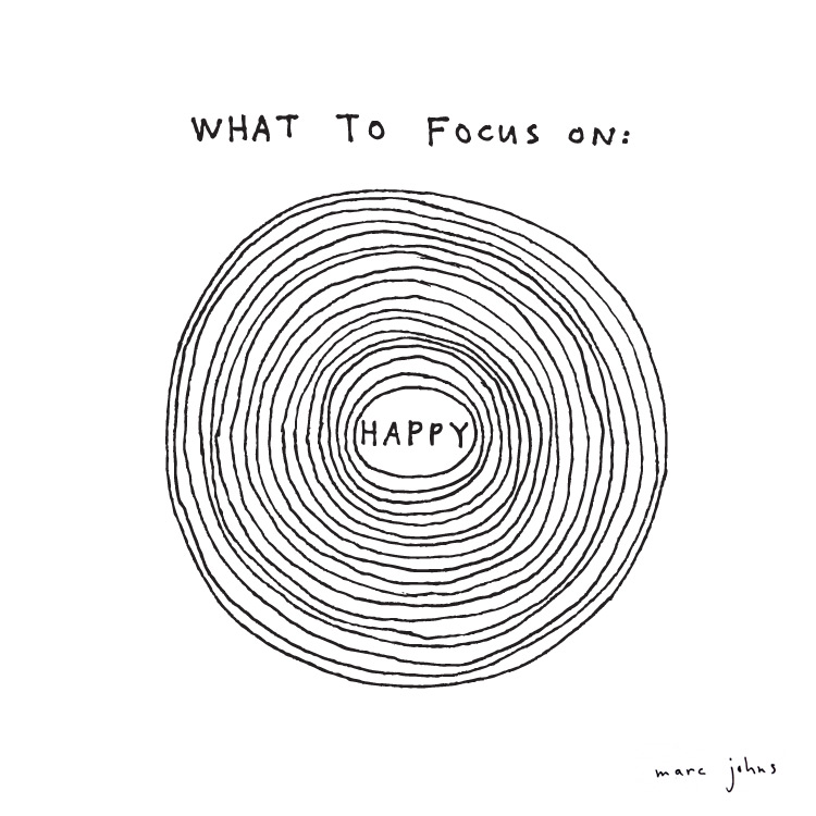 What to focus on - print