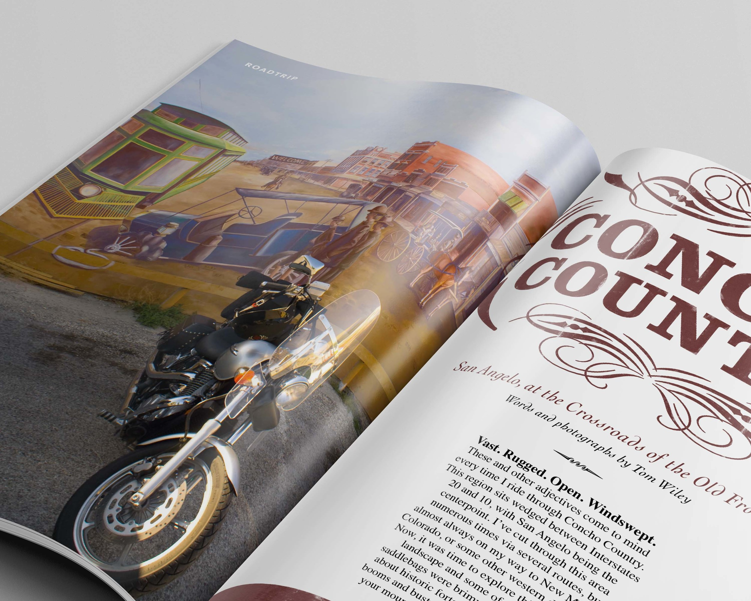 Ride Texas Magazine