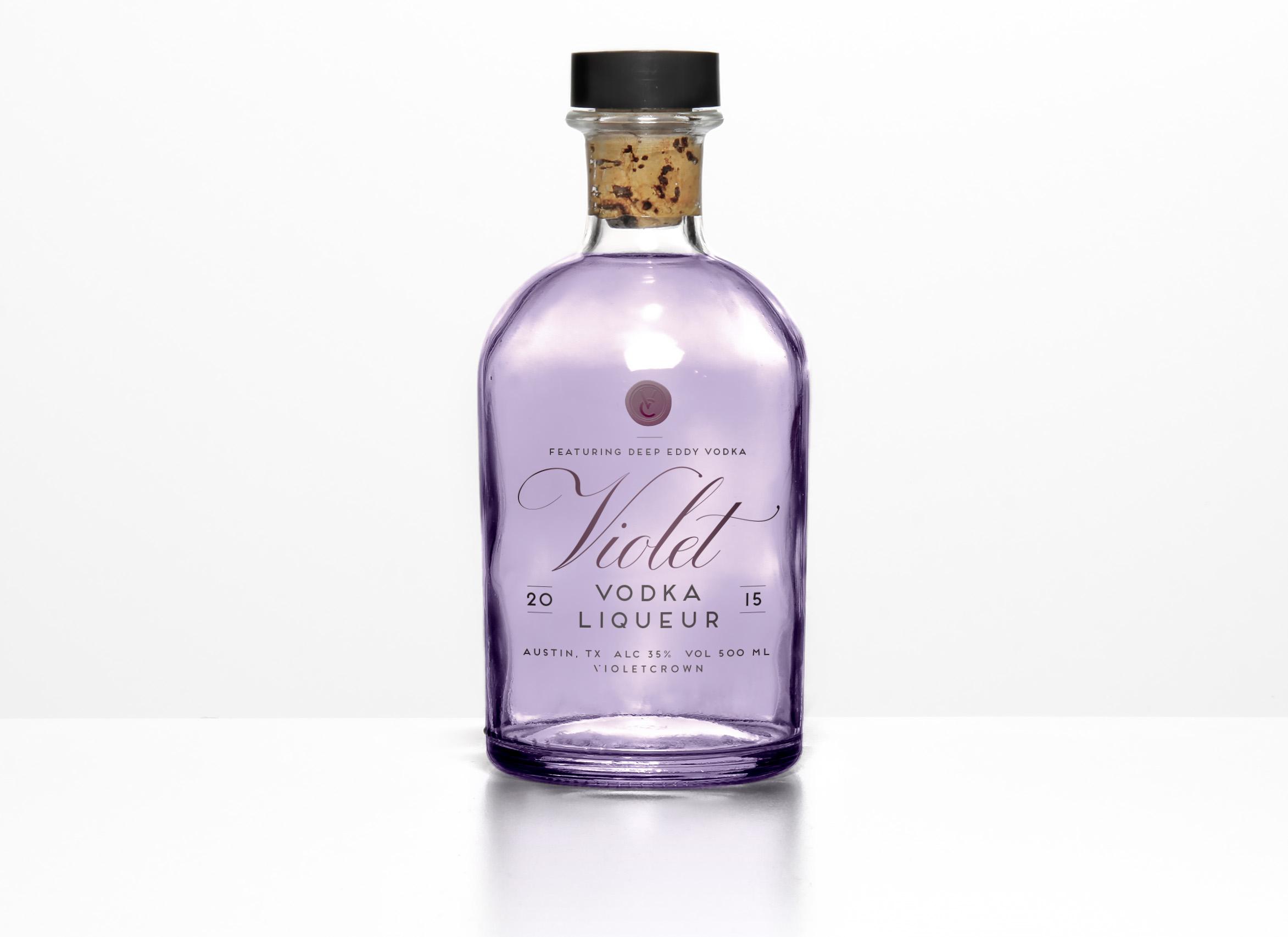 Violet Crown