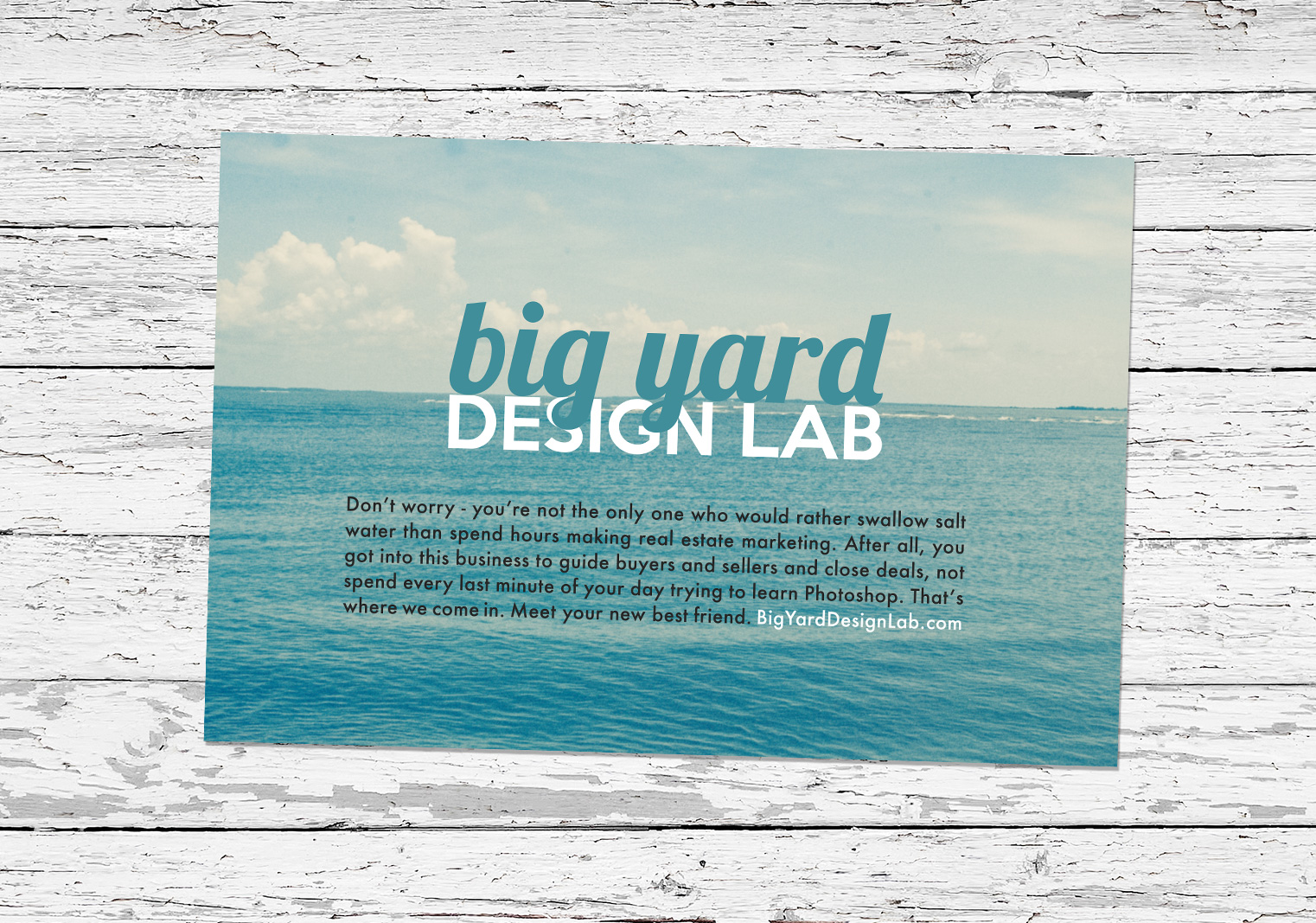 Big Yard Design Lab