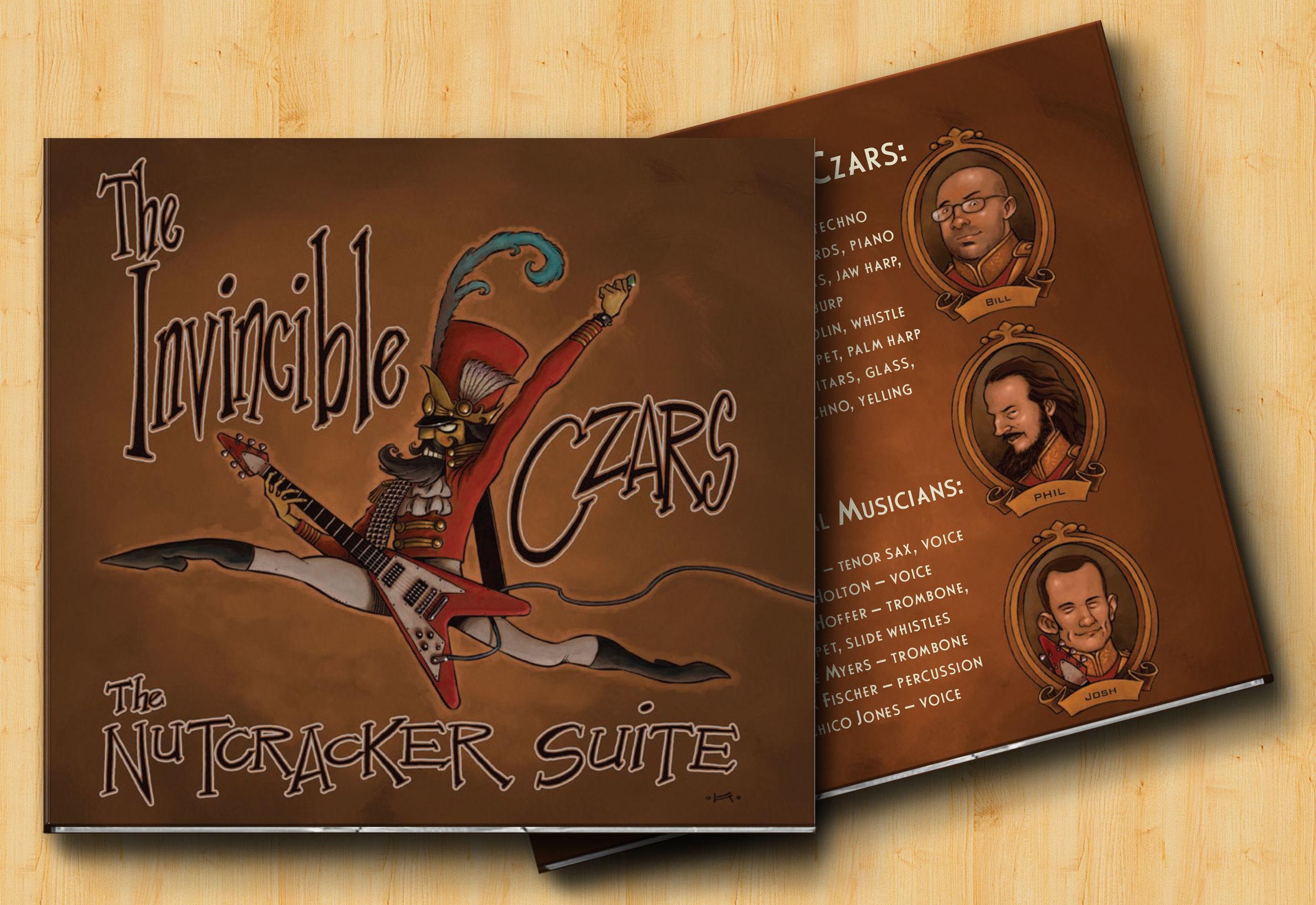The Invincible Czars, The Nutcracker Suite
