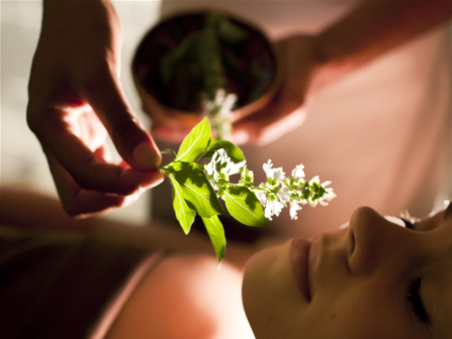 Aromatherapy is used during all our spa services at Applewoods.