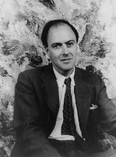 Roald Dahl (Source: Wikipedia)