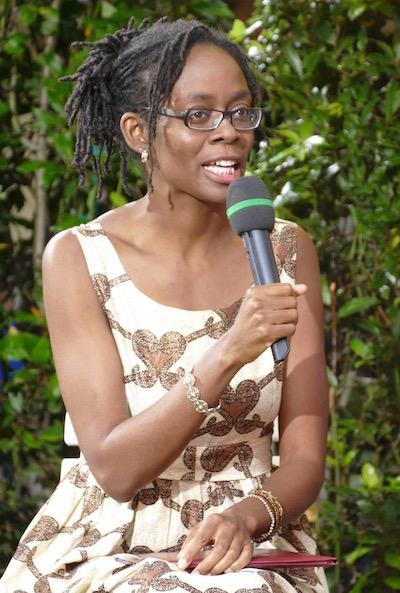 Sharon Dodua Otoo (Source:  Amrei-Marie on Wikipedia )