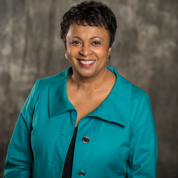 Carla Hayden (Source: Library of Congress)
