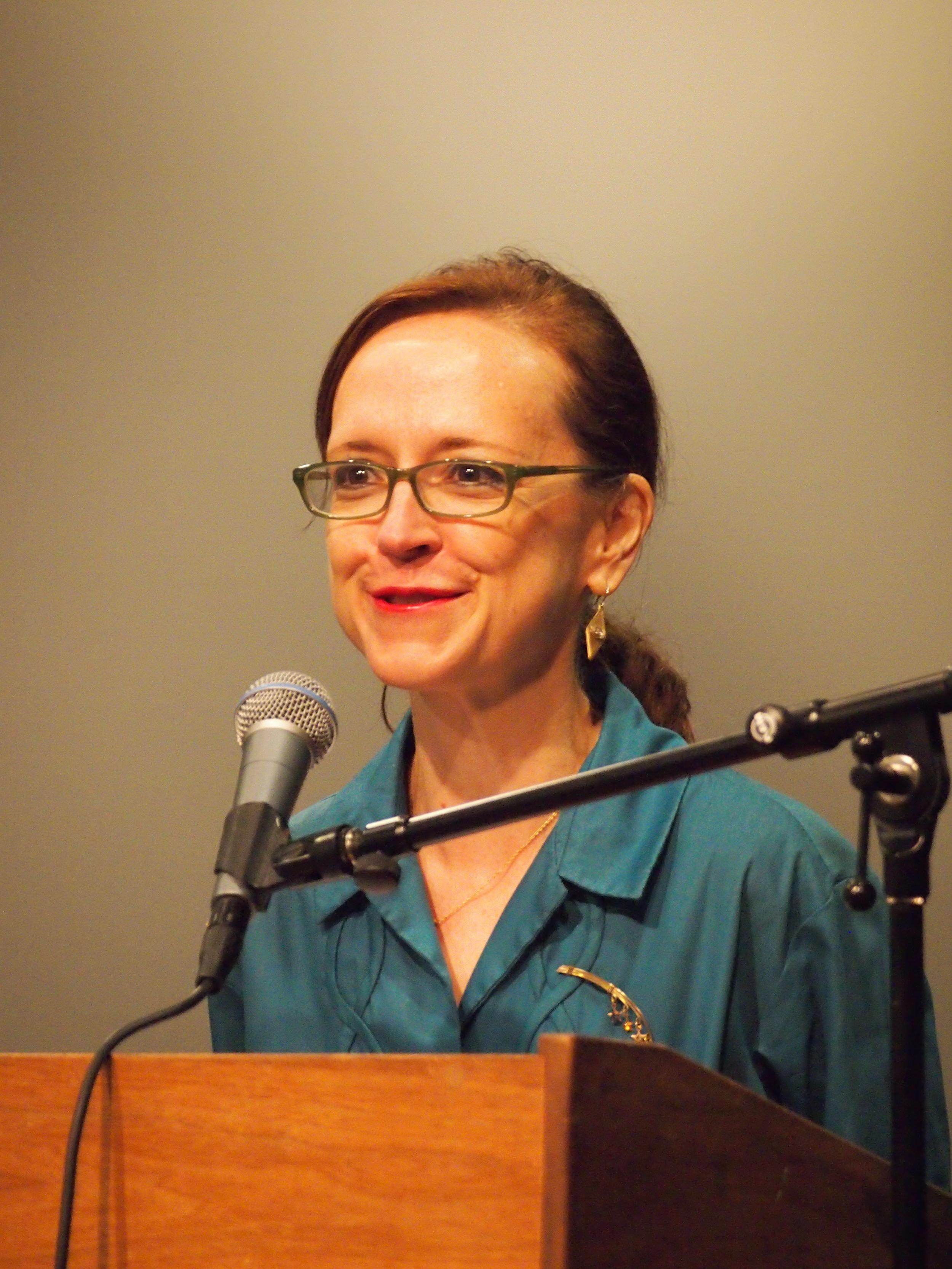 Megan Abbot (Source: Wikipedia)