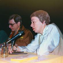 Ursula Le Guin (Source: Wikipedia)