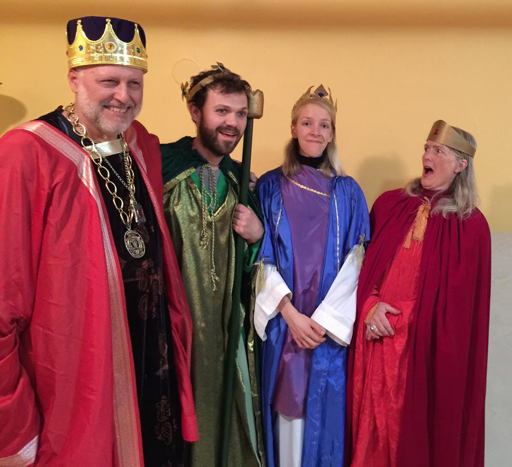 """The Three Kings"""