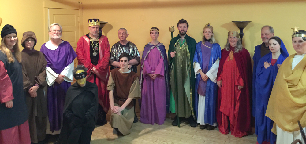 """The Three Kings"" cast"