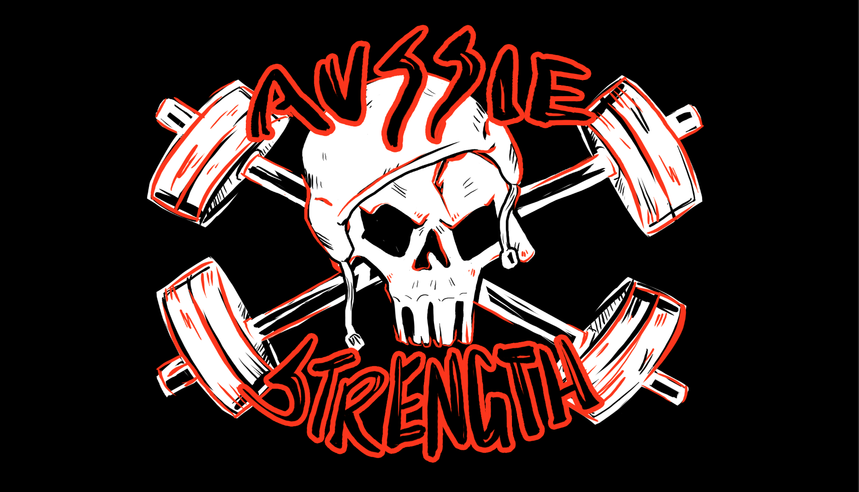 Aussie Strength Convention Banner
