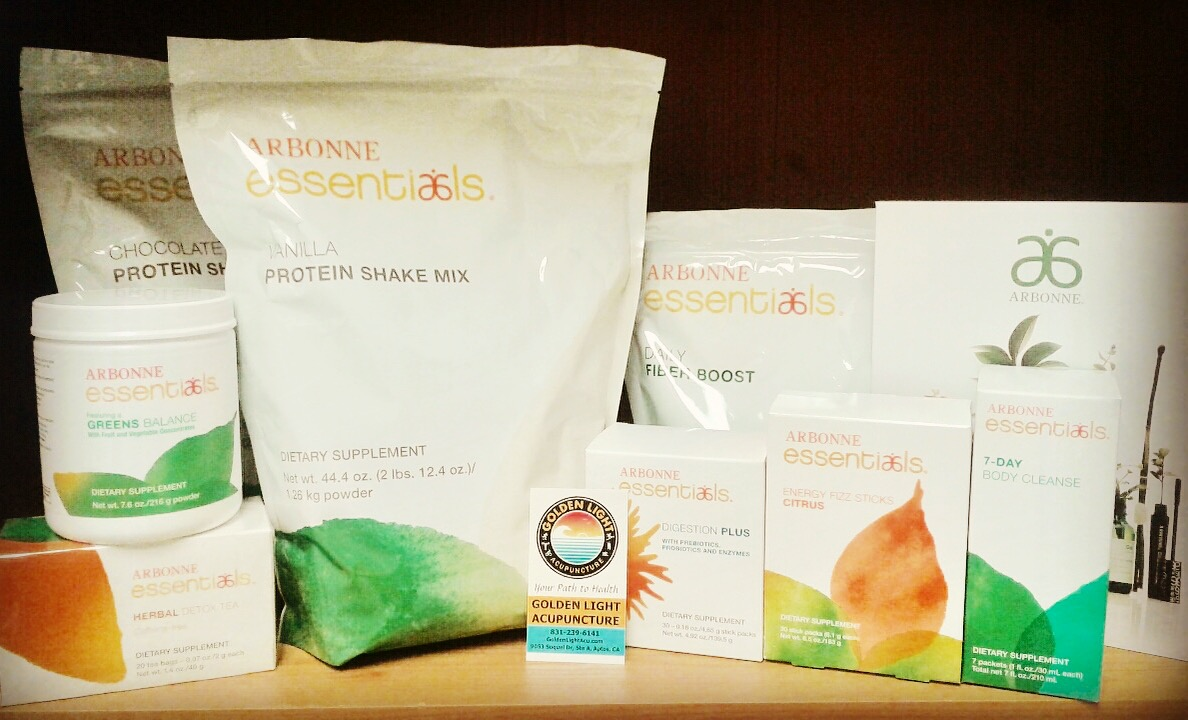 Arbonne Essentials
