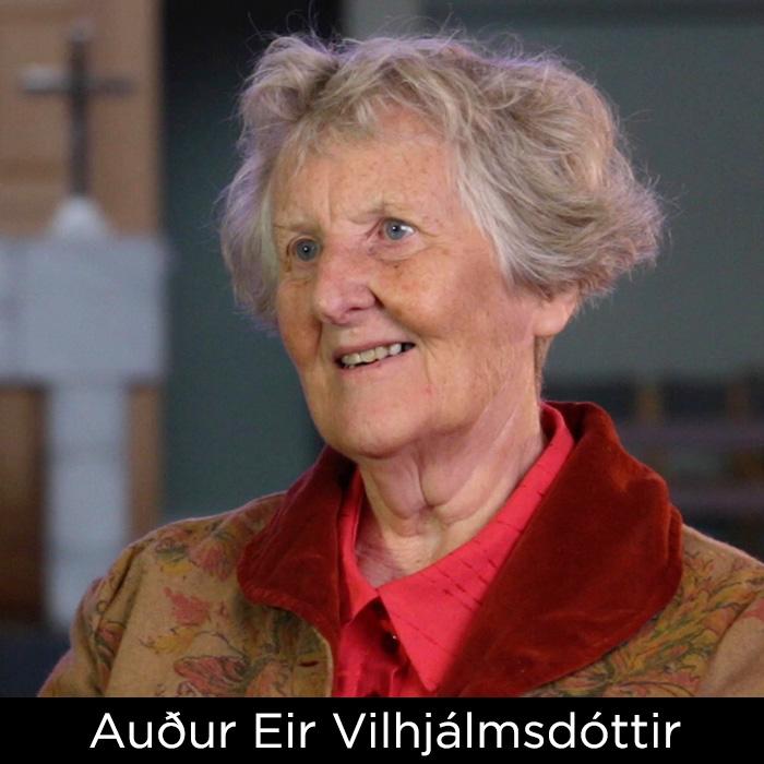Retired Pastor, Iceland