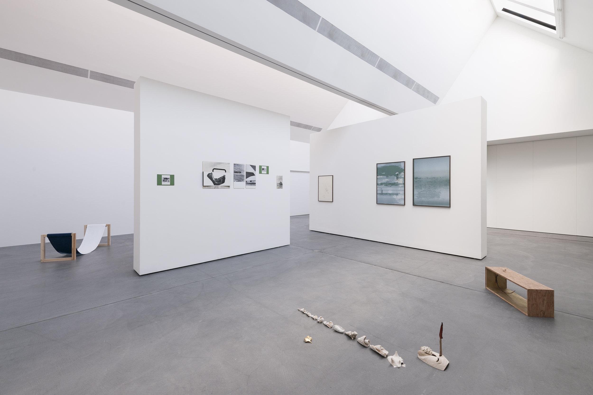 Everyday Alchemy, 2016  Group show. Galerie Von Bartha, Basel.