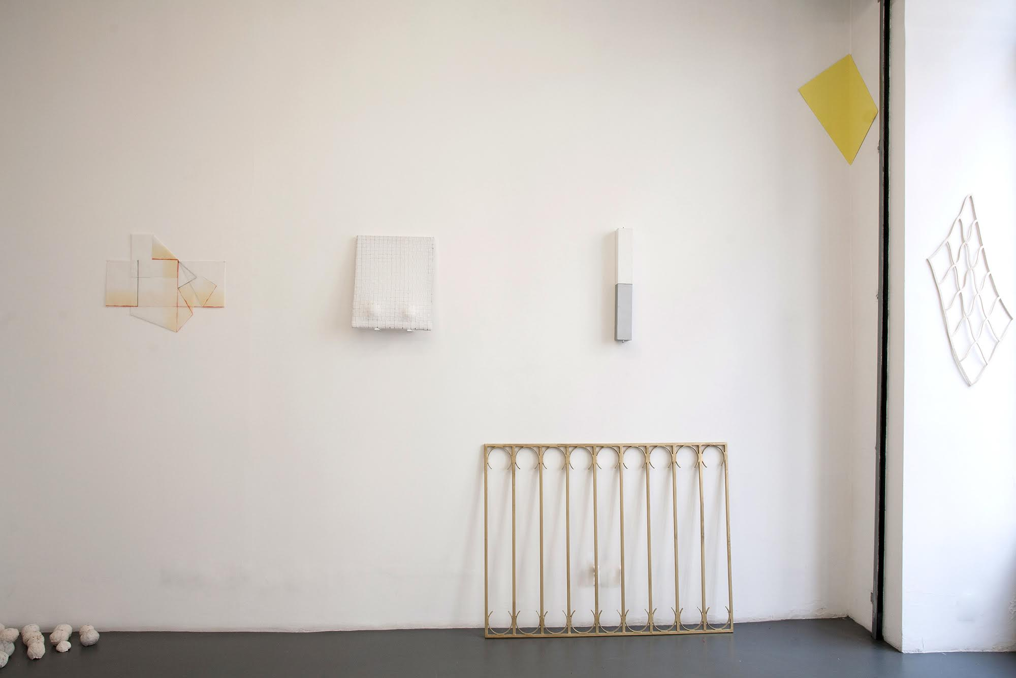 Kaolin, 2015  Group show. Emmanuel Herve Gallery, Paris.