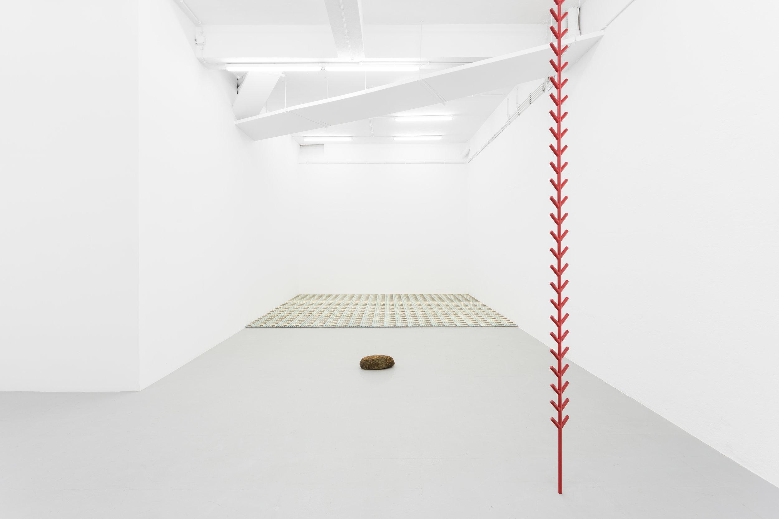 Faro, 2018  Solo show. Kunsthalle Lissabon, Lisbon