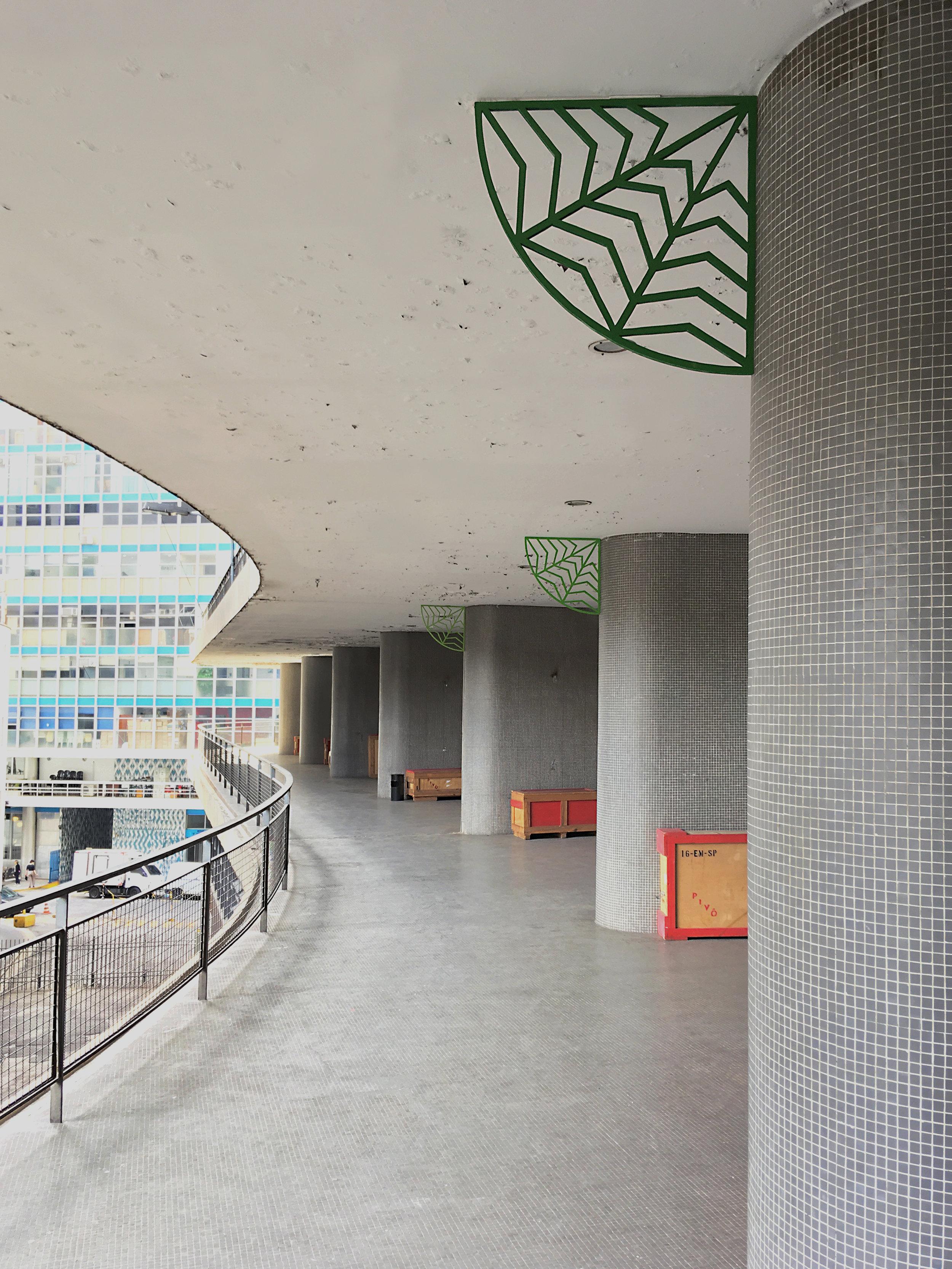 Palmas, 2018  Open Studio. Pivô, São Paulo