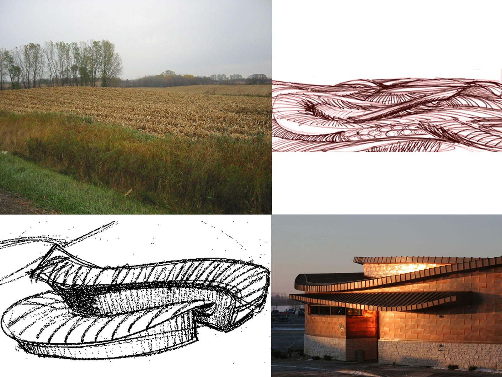 Landscape / Landscape Sketches / Building