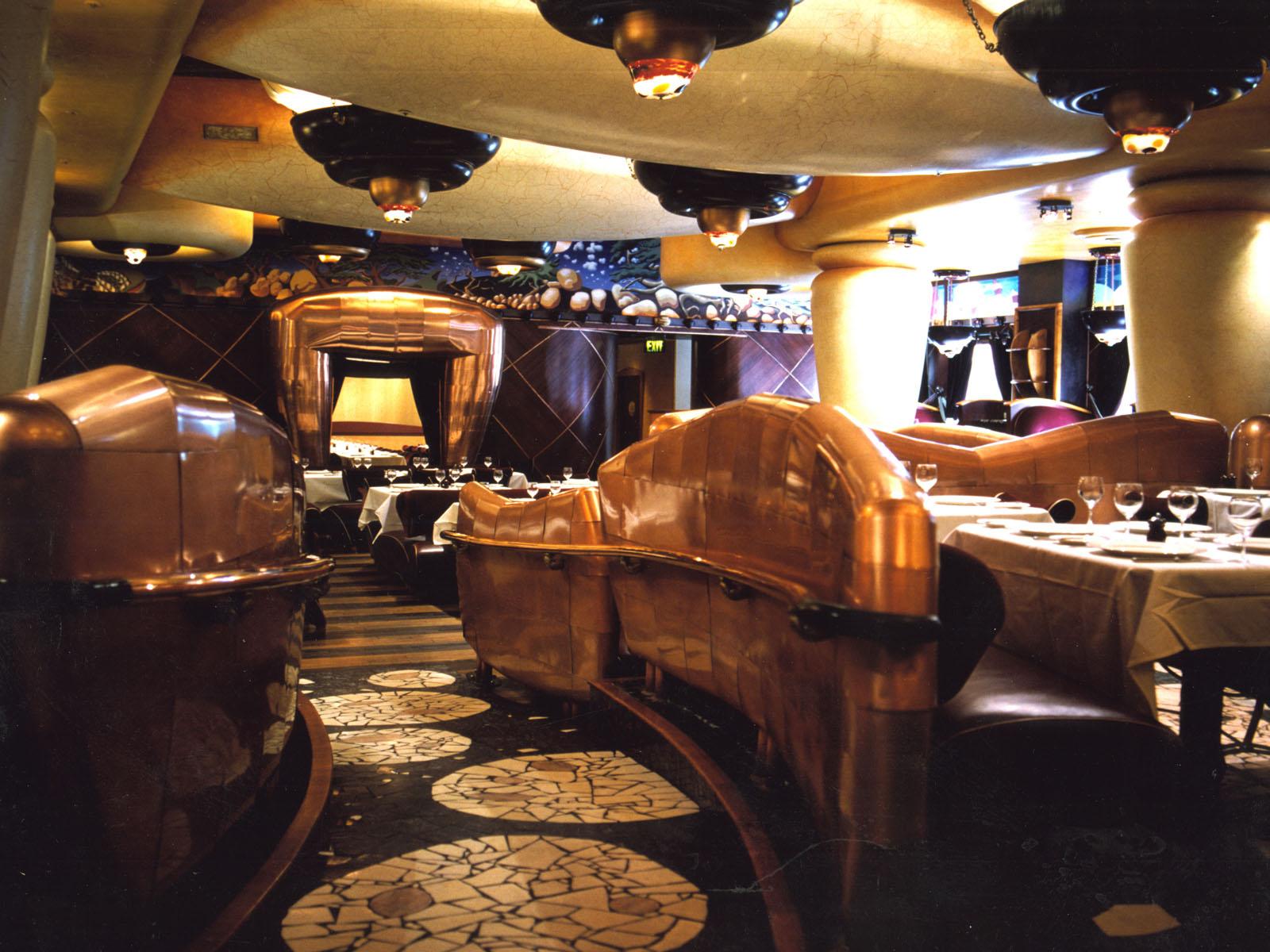 Restaurant Cypress Club Mozer