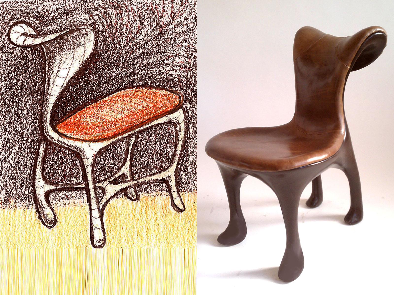 Hoodie Chair