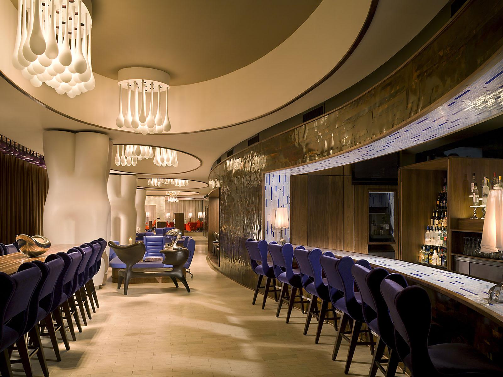 Main Lobby and Bar